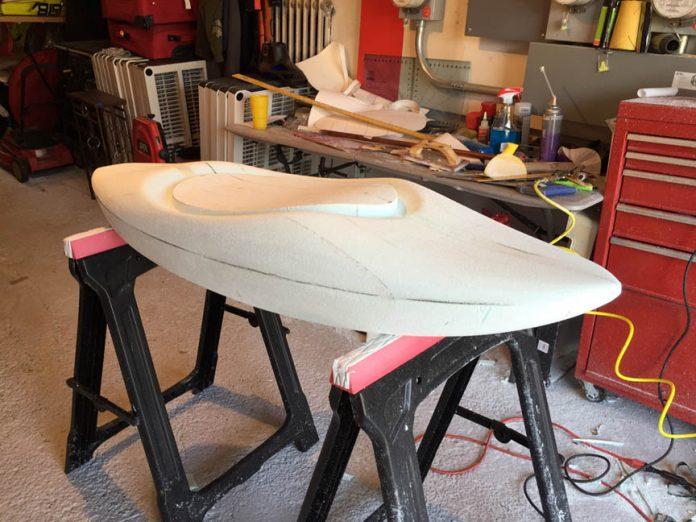 smallest kayak
