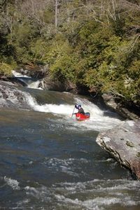 First Legal Descent of Upper Chattooga In 30 Years