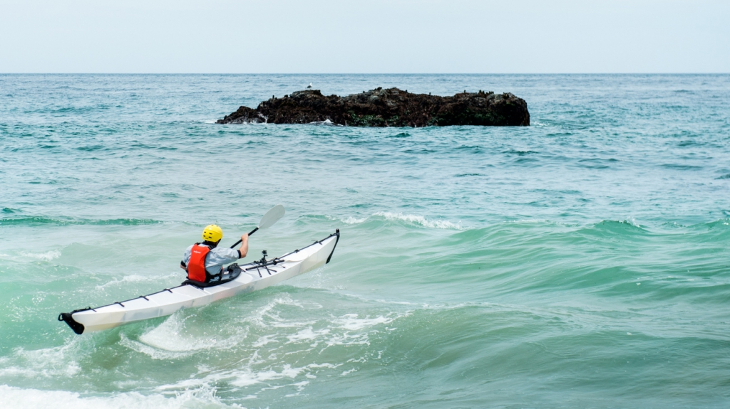 Oru Kayak Team Attempts First Solo Kayak Passage From Cuba To Key