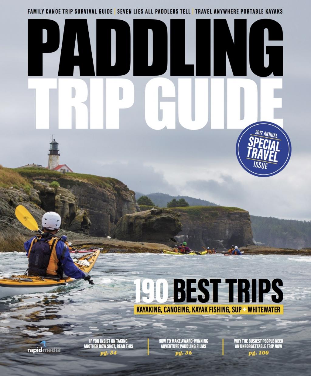 Print and Paddlesports