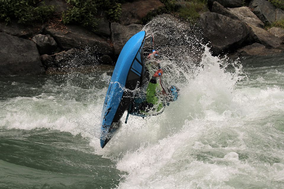 Neilsen Ratings Come To The River Freestyle Kayaking World Champs