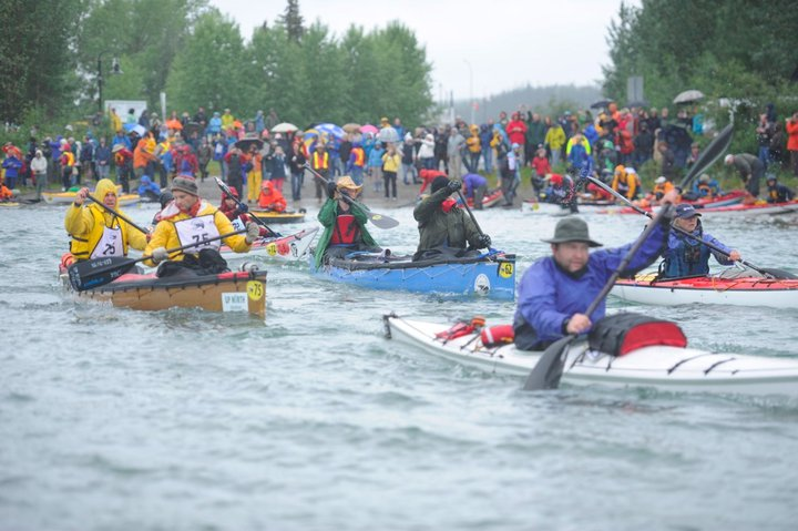 SUPpers Can Join Suffering for Yukon River Quest - Paddling Life