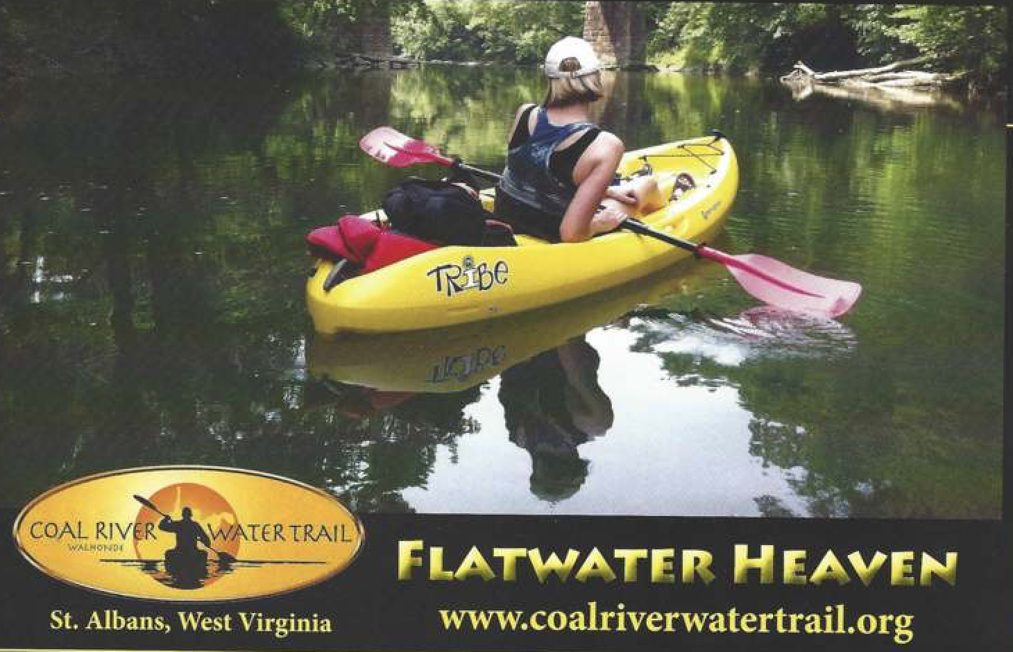 Coal River Group is Paving the Way for Paddlesports in West Virginia