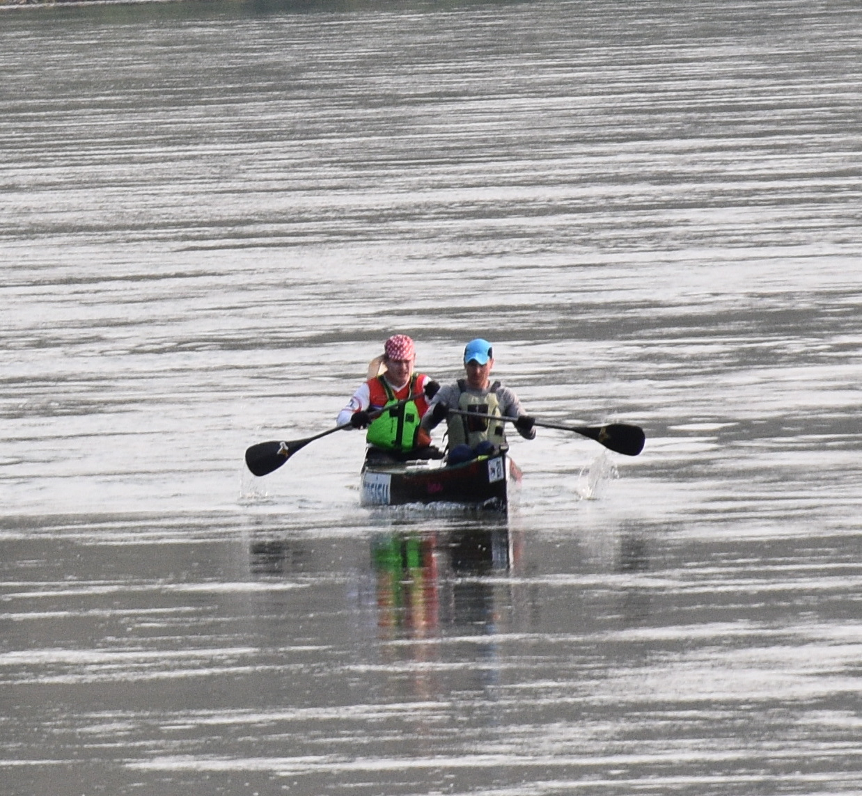 Results And Records From 21st Annual Yukon River Quest