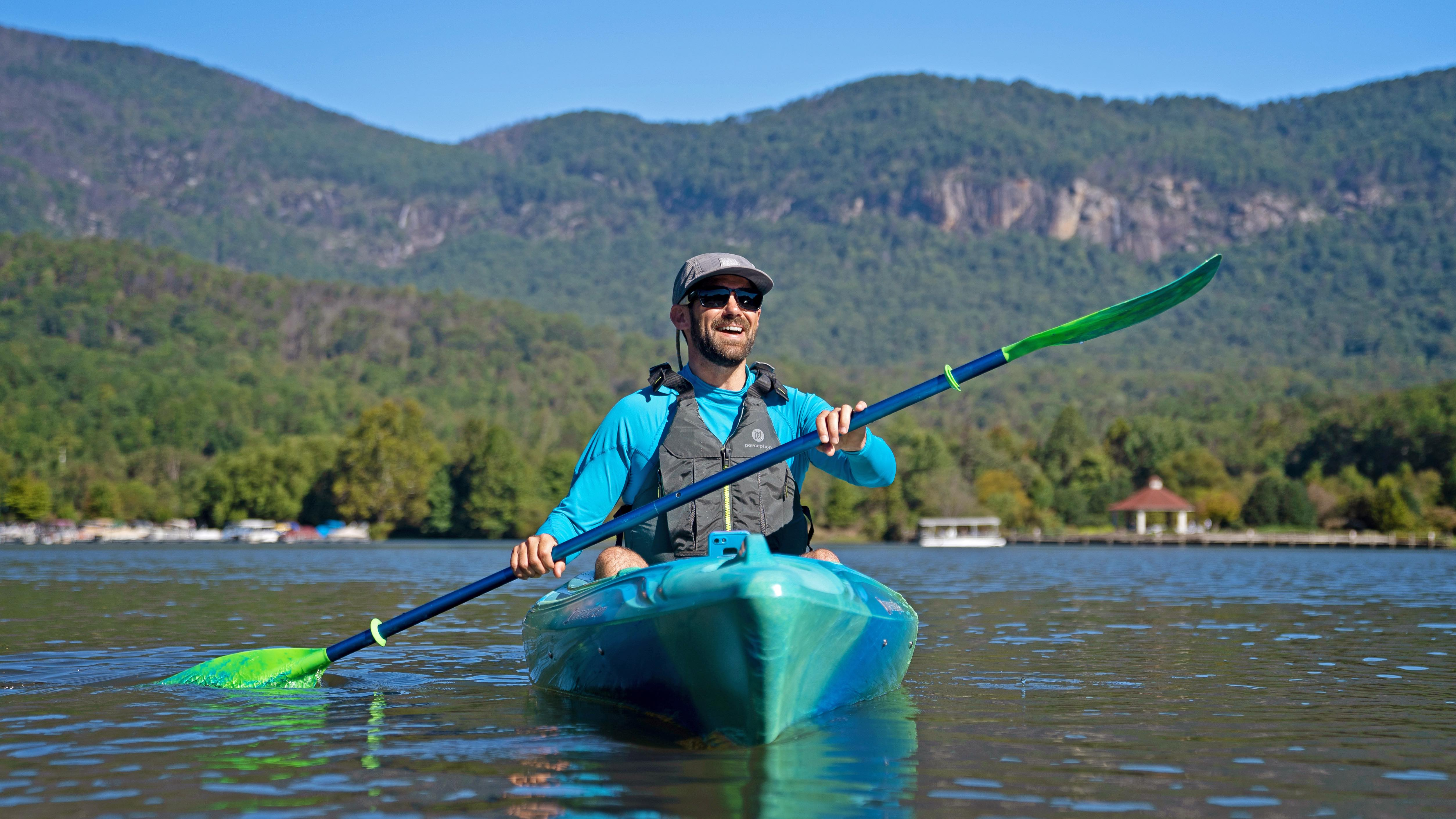 Kayak Safety: A Primer from Perception Kayaks - Paddling Life