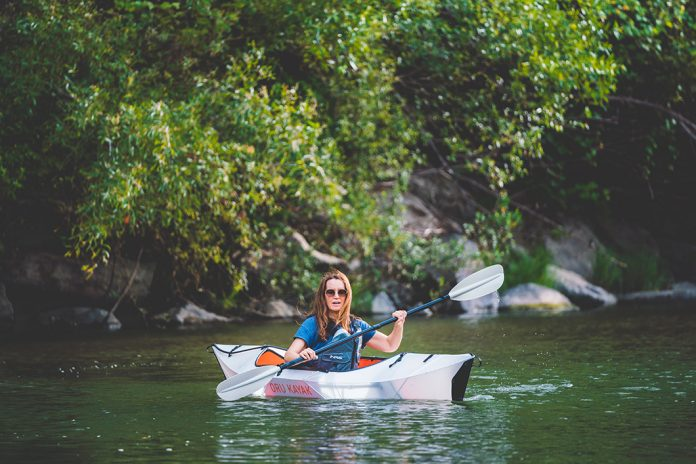 Oru Releases Revolutionary New User Friendly Folding Kayak