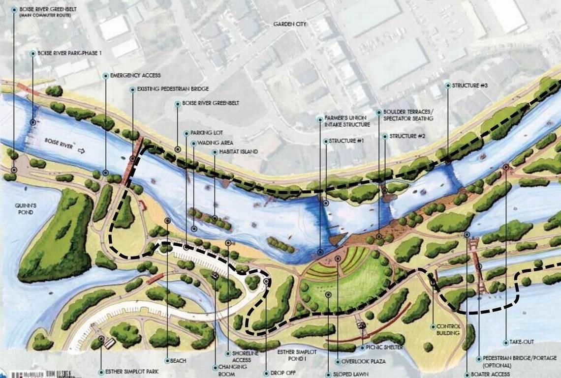 Boise Gets Rockin' Whitewater Park Expansion - Paddling Life