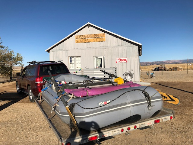 Westwater River Runners Rejoice: General Store Opens in