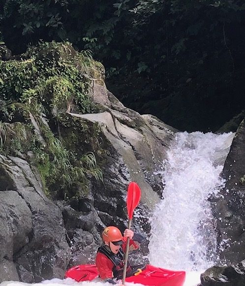 Paddling Costa Rica's Pacuare River Starburst