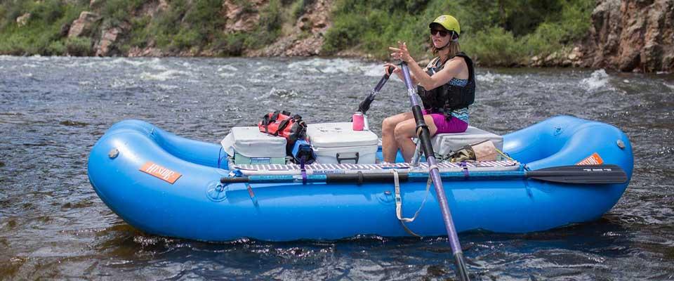 Hyside raft