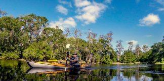 kayak Florida