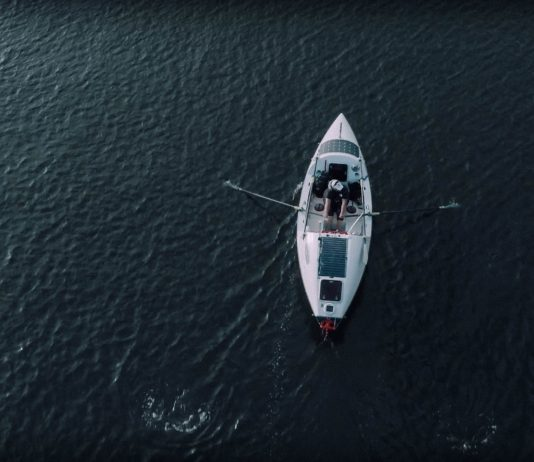 Madsen's Boat: Row of Life