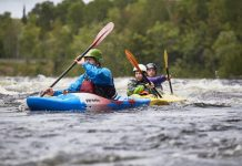 Level Six Paddling Scholarship