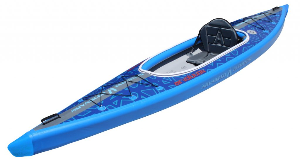 Advanced Elements drop-stitch kayak