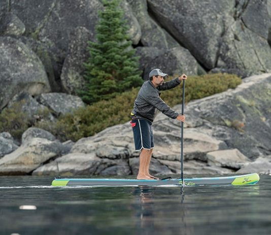 Hobie standup paddle board