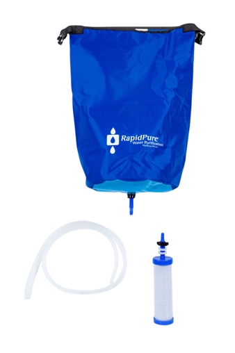 Water Purifiers: Adventure Medical Rapid Pure TrailBlazer