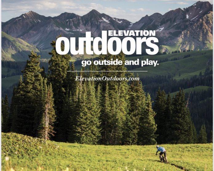 elevation outdoors mountain bike