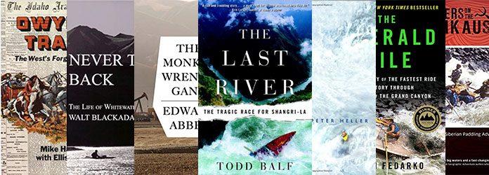 River Adventure Books