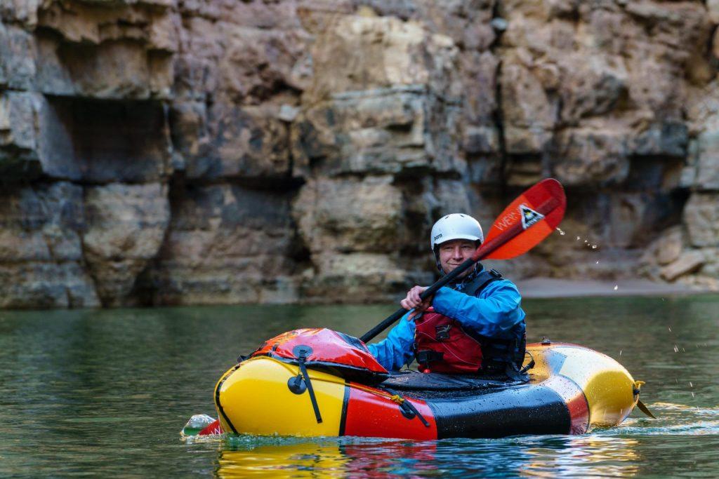 Alpacka pack raft
