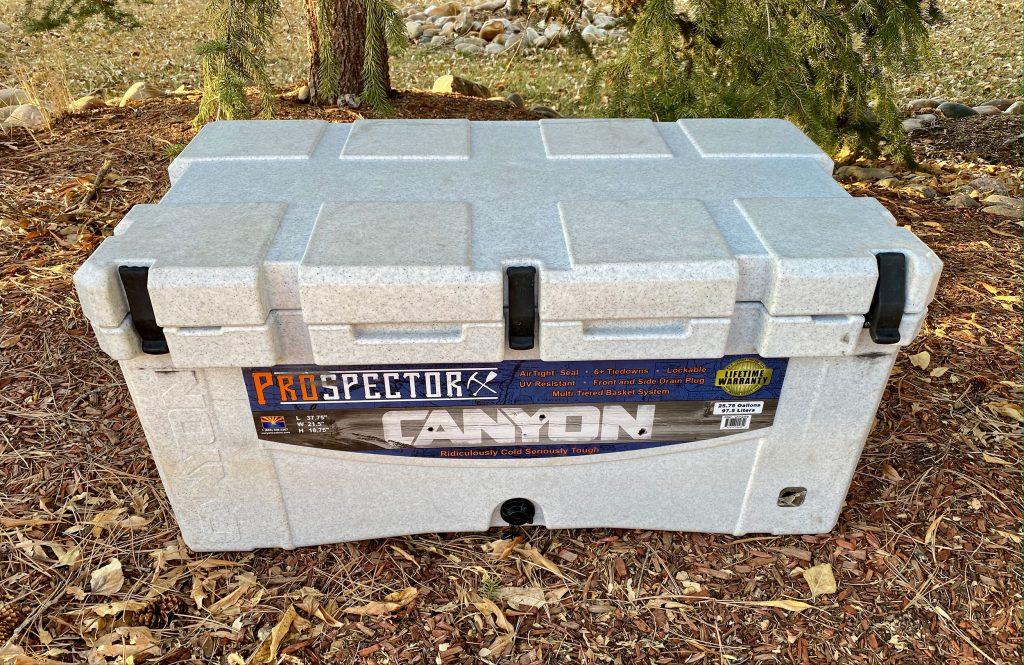 Canyon Cooler Prospector 103