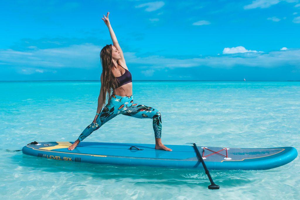 Level Six SUP Yoga