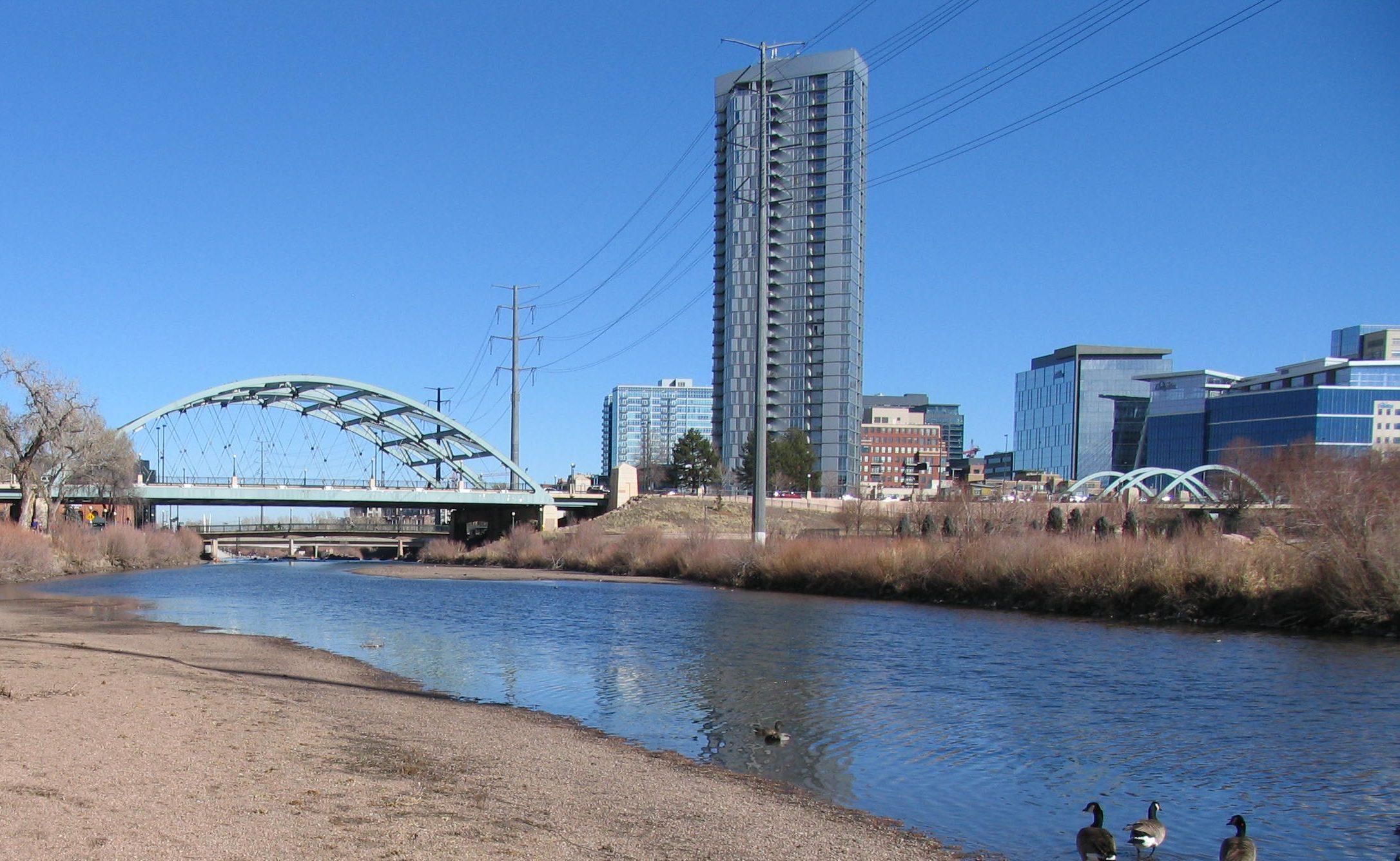 River Mile S20 Design