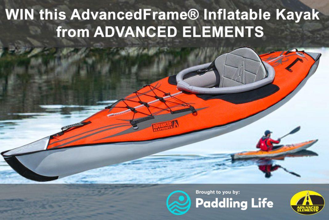Advanced Elements Inflatable Kayak Sweepstakes