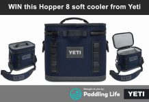 Win a Yeti cooler from Paddling Life