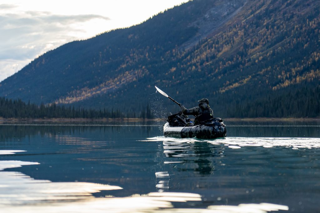 Alpacka Raft Forager - Greg McHale