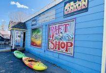 Good Vibes Raft Gear Shop